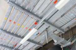 Free Cable Tray Stock Image - 70005621