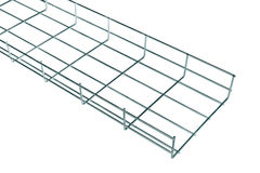 Cable Tray Royalty Free Stock Images