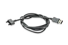 cable usb danych Obrazy Stock