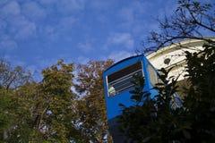 Cablecar Arkivfoton