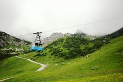 Cablecar Royalty Free Stock Photography