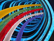 Cables Foto de archivo