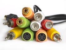 Cables Imagen de archivo libre de regalías