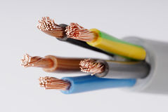 Cables Stock Photography