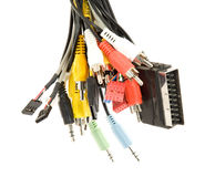 Cables Royalty Free Stock Photography