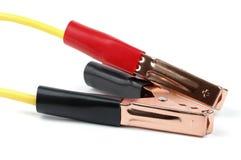 Cables del aumentador de presión Foto de archivo