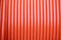 Cables del vidrio de fibra Fotos de archivo