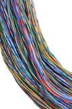 Cables network Royalty Free Stock Photos