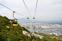Cableway Stock Image