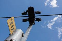 Cableway Zdjęcia Stock
