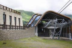 Cableway Fotografia Stock