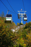 cableway Obrazy Royalty Free