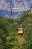 Cableway Royalty Free Stock Photography