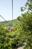Cableway Royalty Free Stock Photos