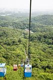 Cableway Royalty Free Stock Image