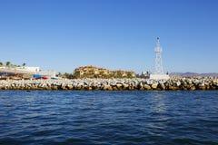 Cabo圣卢卡斯,墨西哥,都市风景 免版税库存照片