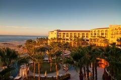 Cabo的San Lucas,墨西哥豪华旅游胜地 库存图片