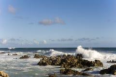 Cabo Agulhas, África do Sul Imagem de Stock