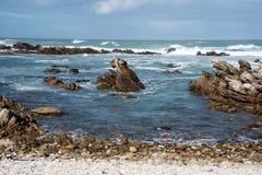 Cabo Agulhas Fotos de archivo