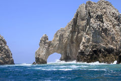 Cabo Arch Royalty Free Stock Photo