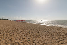 Cabo Branco beach, Joao Pessoa PB, Brazil Stock Photo