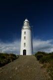 Cabo Bruny Tasmania del faro Imagen de archivo