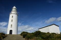 Cabo Bruny Tasmania del faro Fotos de archivo