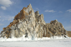 Cabo Burkhan Foto de Stock