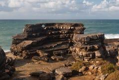 Cabo Carvoeiro Arkivbilder