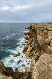 Cabo Carvoeiro near Peniche (Portugal) Royalty Free Stock Image