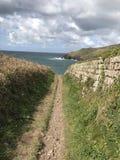 Cabo Cornualles Imagen de archivo