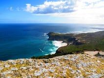 Cabo da boa esperança - Cape Town - África do Sul Foto de Stock Royalty Free
