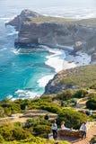 Cabo da boa esperança em África do Sul Imagens de Stock