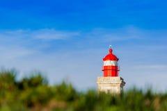 Cabo da Roca,葡萄牙 免版税库存照片