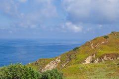 Cabo da roca,西部点 免版税库存图片