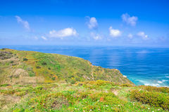 Cabo da roca,西部问题的欧洲 库存图片