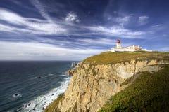 Cabo DA Roca Fotos de archivo libres de regalías