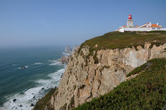 Cabo Da Roca, Royalty Free Stock Photography