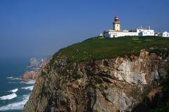 Cabo DA Roca, 2 Royalty-vrije Stock Foto's