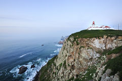 Cabo da Roca Royalty Free Stock Photos