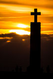 Cabo da Roca Fotografia Royalty Free