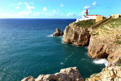 Cabo DA Roca Στοκ Φωτογραφίες