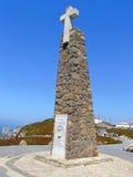 Cabo da Roca immagini stock libere da diritti