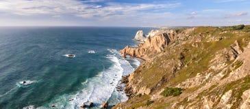Cabo DA Roca Στοκ Εικόνες