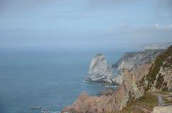Cabo da Roca Royaltyfria Bilder