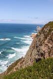 Cabo da Roca royaltyfri bild
