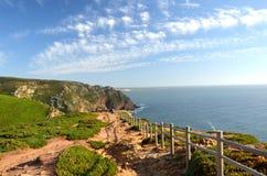 Cabo DA Roca Imágenes de archivo libres de regalías