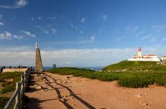 Cabo da Roca Zdjęcie Stock