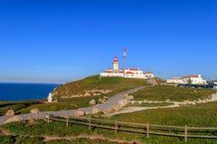 Cabo DA Roca Stock Foto