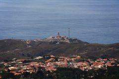 Cabo DA Roca Imagen de archivo libre de regalías